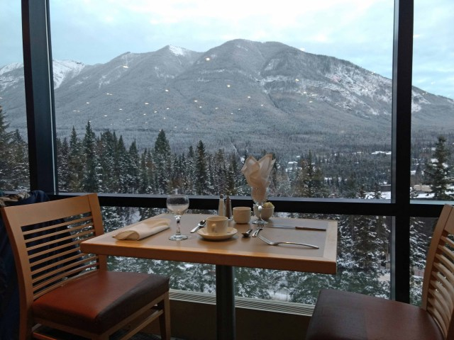 Banff Centre - Vistas Restaurant - edited