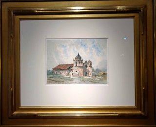 Edwin Deakin - 'Carmel Mission'
