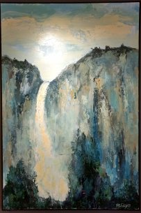 Theodore Waddell - 'Yosemite Falls'