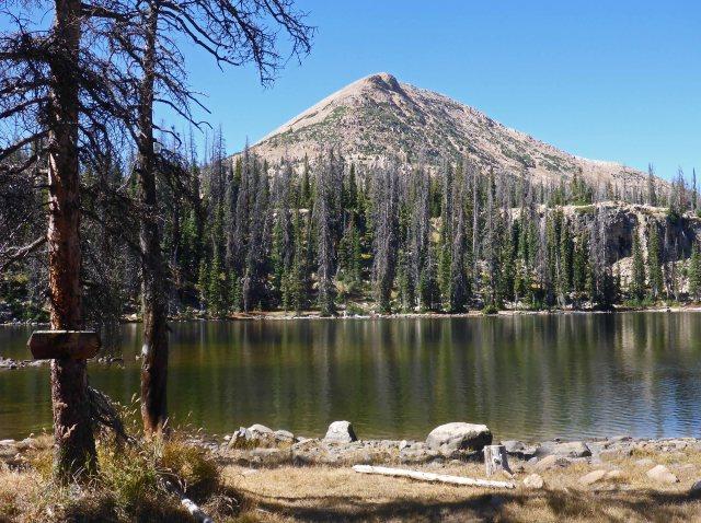Cliff Lake 09-20-1018