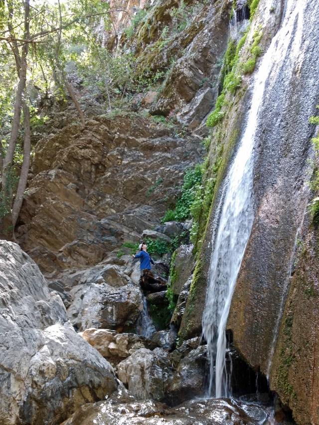 Ojai 5 - Waterfall