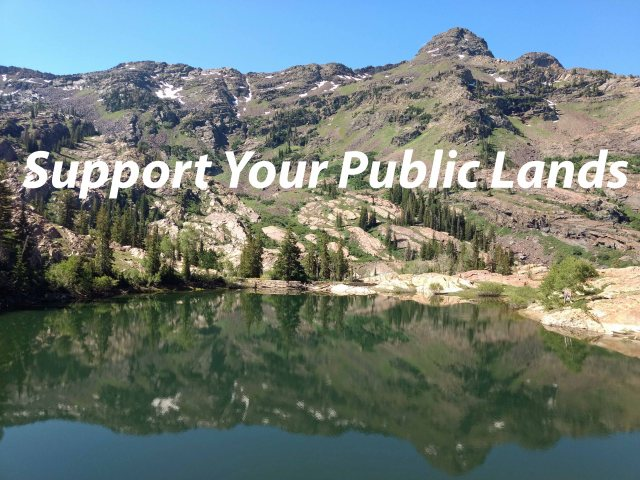 Support Your Public Lands